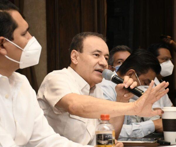 Durazo anuncia que en breve iniciará el proceso de entrega-recepción del nuevo gobierno.