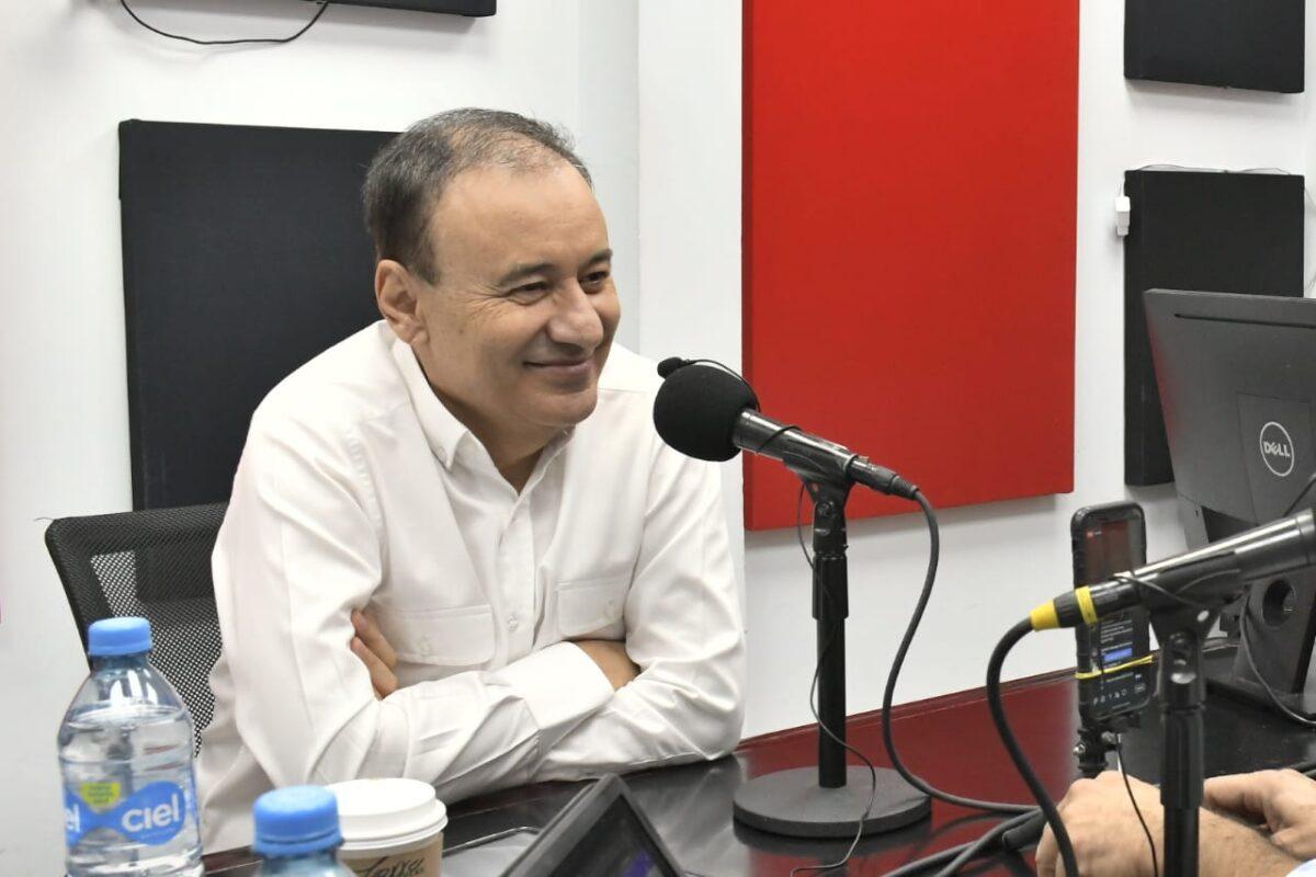 Empleos, salud y seguridad, entre las prioridades de: Alfonso Durazo