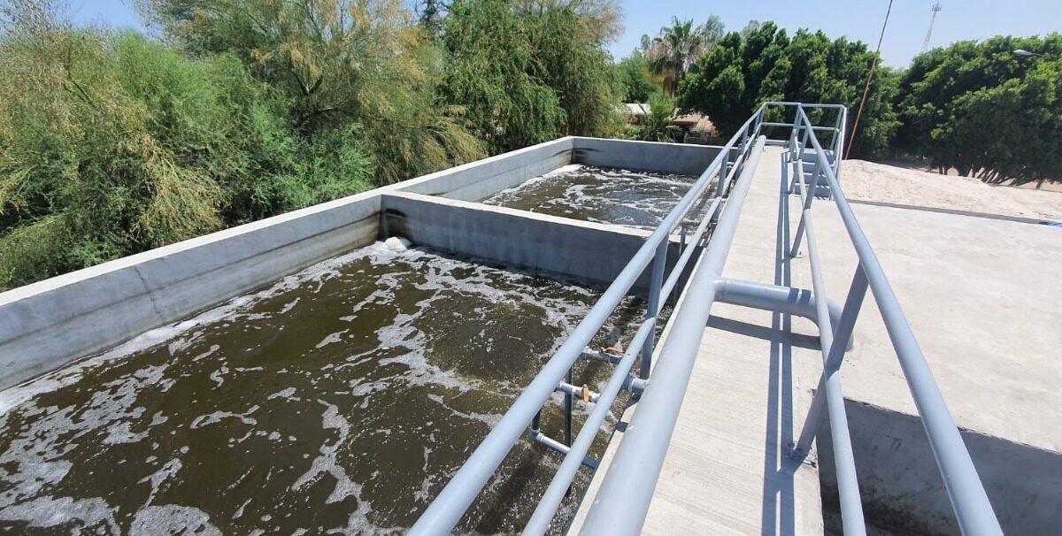 Arranca ampliación de drenaje en ejido Lagunitas