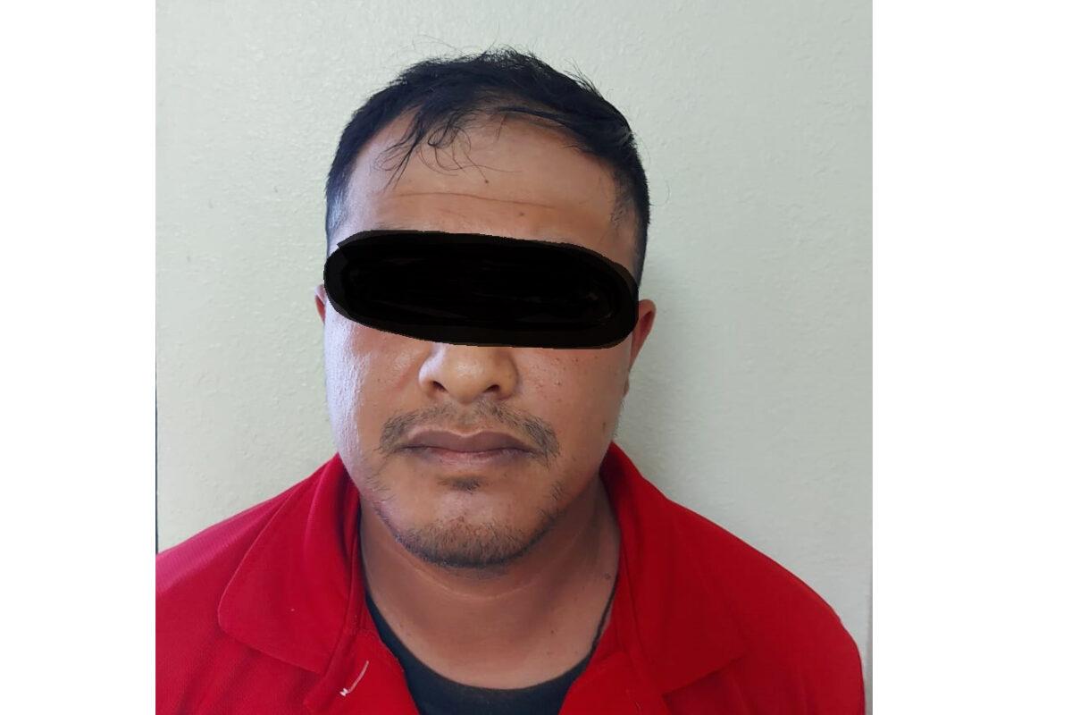Detienen municipales a sujeto con orden de aprehensión en Baja California