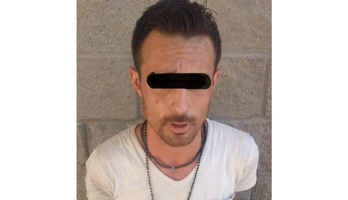 Detiene la Policía Preventiva a sujeto con orden de aprehensión en SLRC
