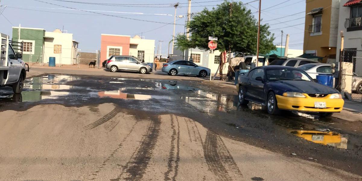 Reitera Oomapas llamado a no tirar desechos sólidos al drenaje