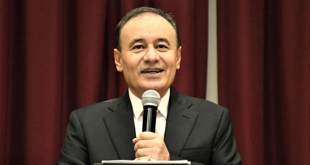 Durazo continúa el proceso de conformación del próximo gabinete estatal.