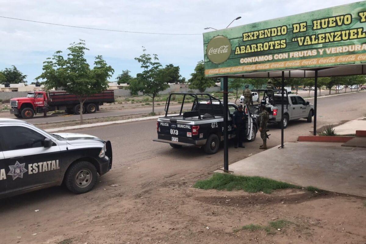 Detienen a 400 personas en Cajeme con drogas, armas y autos robados