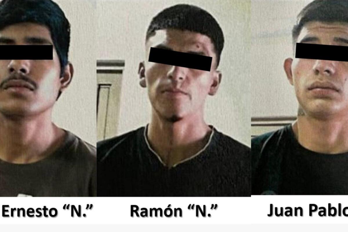 Vinculan a proceso y a prisión preventiva a asesinos de un policía de SLRC