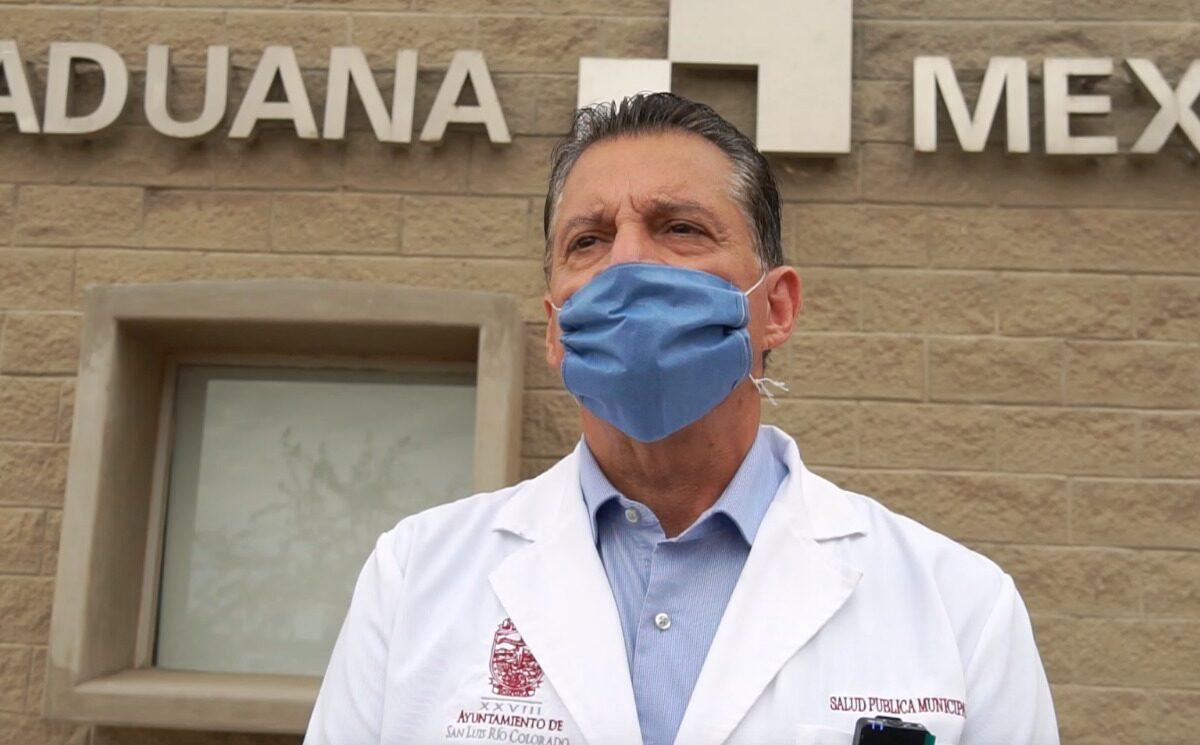"""Alcanza San Luis Río Colorado """"inmunidad de rebaño"""" con habitantes vacunados"""