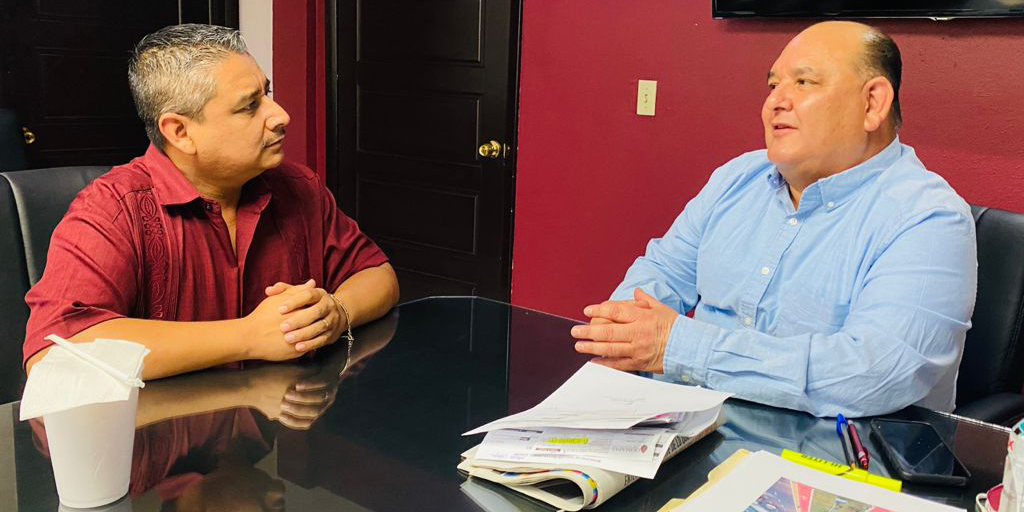 Estrechan alianza Santos González y alcalde electo de Sonoyta