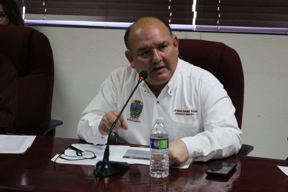 Regularización de vehículos reforzará la prevención del delito: Alcalde