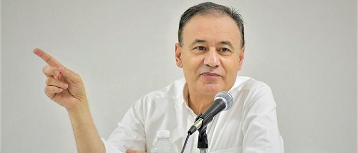 Propone gobernador Durazo plan a mediano y largo plazo en cuidado del agua.