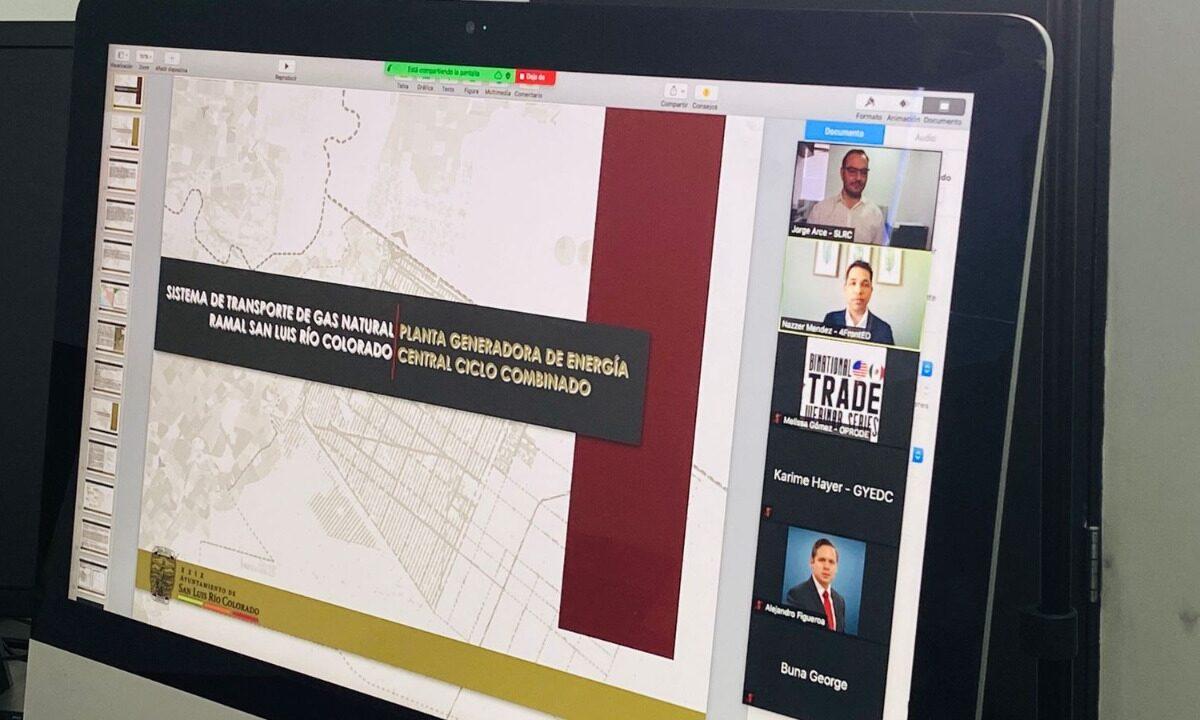 Promueve Ayuntamiento infraestructura de SLRC ante inversionistas