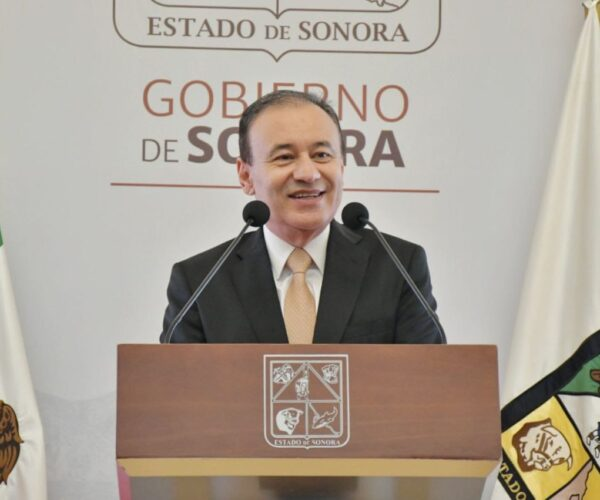 Sanearemos crisis del Isssteson: gobernador Durazo
