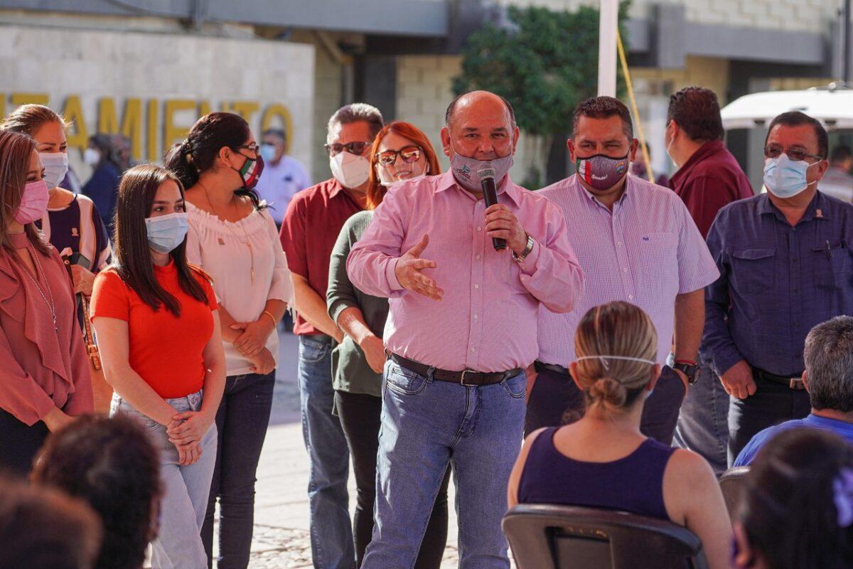 Brindamos asistencia social de calidad a las familias sanluisinas: González Yescas