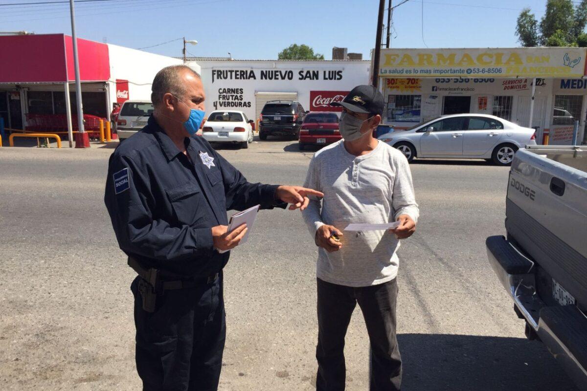 Busca Policía Municipal evitar robo de vehículos