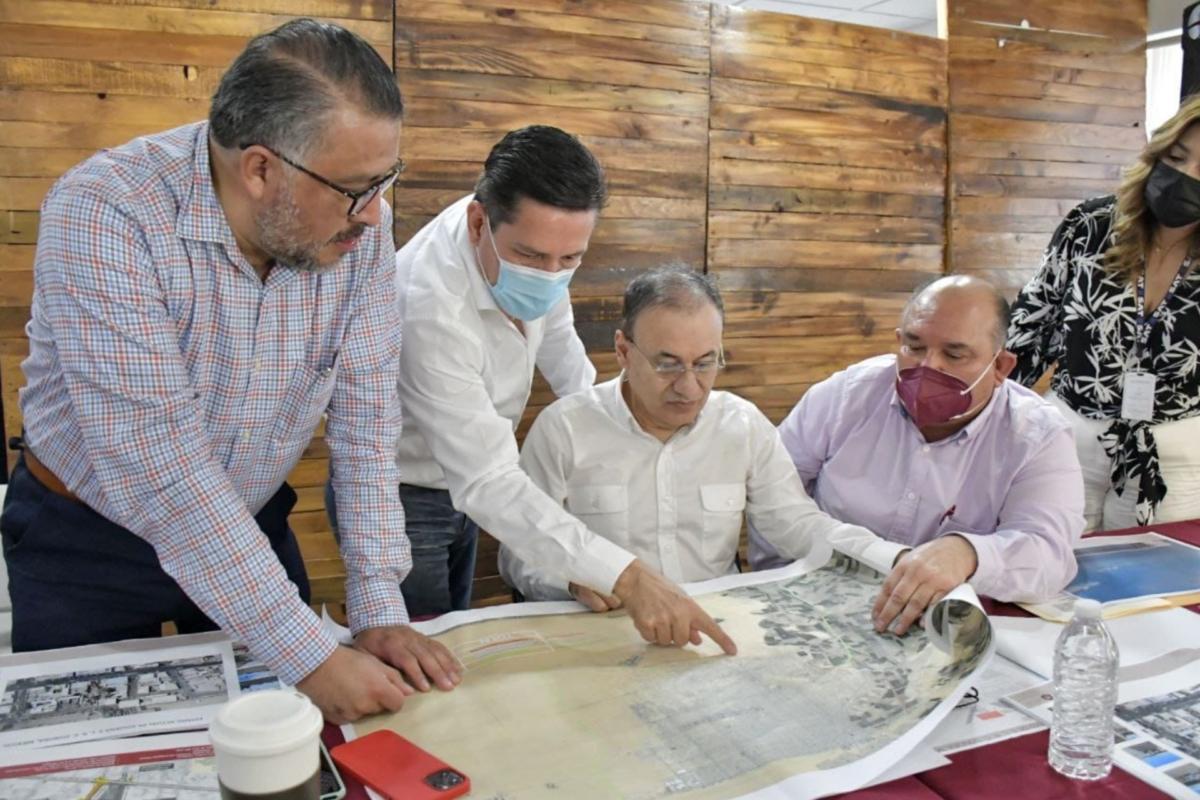 Durazo presenta proyecto para renovar la antigua Aduana de SLRC.