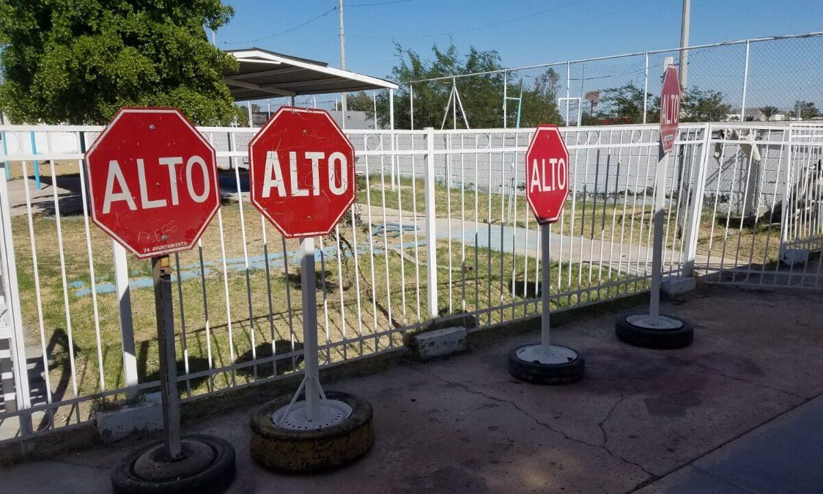 Donará Desarrollo Urbano señalizaciones a escuelas de SLRC