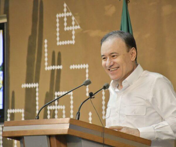 Sonora es cuarto lugar nacional en creación de empleos: Alfonso Durazo.