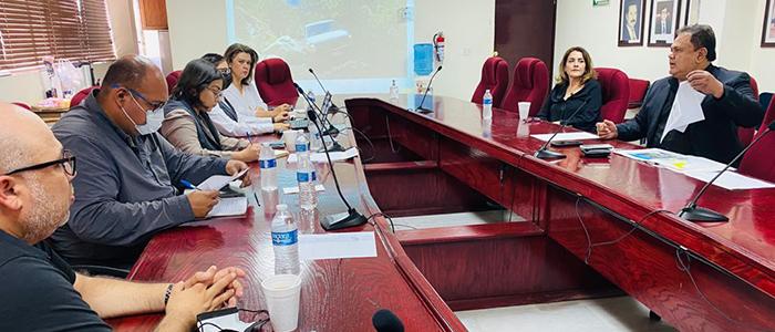 Trabajan Ayuntamiento y Estado en proyecto para fortalecer telecomunicaciones