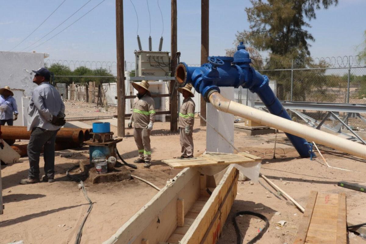 Realiza Oomapas mantenimiento permanente en pozos de SLRC