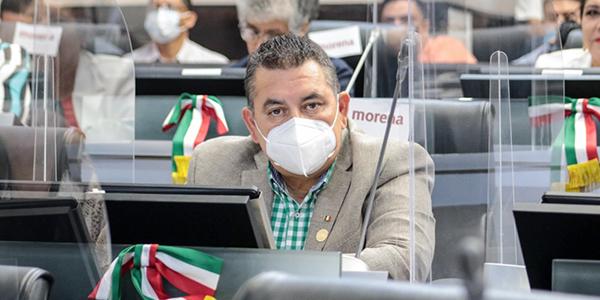 Lugo Moreno preside la Comisión del Deporte en el congreso de Sonora